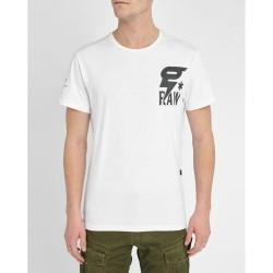 T-shirt Manches Courtes G-star D01536 336
