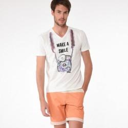 T-shirt Manches Courtes Kaporal BOSTO