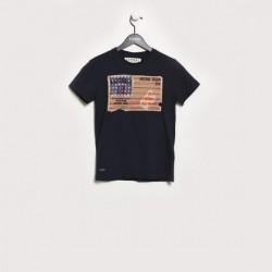 T-shirt Manches Courtes Kaporal DENAM