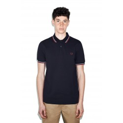 Polo manches courtes homme Fred Perry PMM3600C66