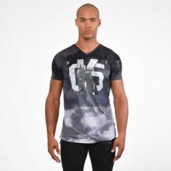 T-shirt Manches Courtes Kaporal SWISS