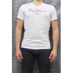 T-shirt manches courtes homme Pepe Jeans NEW EGO800