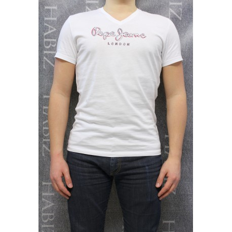 T-shirt Manches Courtes Pepe Jeans NEW EGO800