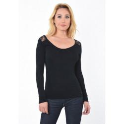 T-shirt Manches Longues Kaporal ACIER