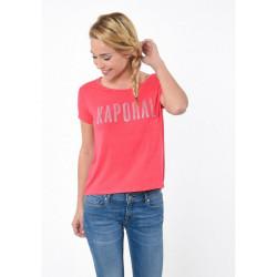 T-shirt Manches Courtes Kaporal NIZA