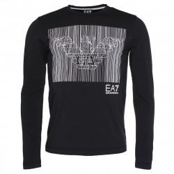 T-shirt Manches Longues Homme EA7  6XPTA1J20Z