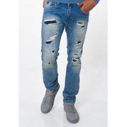 Jeans de marque pour homme Kaporal BROZ WOR D