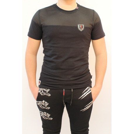 T-shirt manches courtes homme Philipp Plein Sport THERING 02