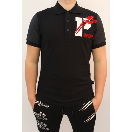 Polo manches courtes homme Philipp Plein Sport JERSEY 02