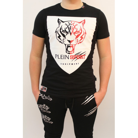 T-shirt manches courtes homme Philipp Plein Sport HIGHKNEE02