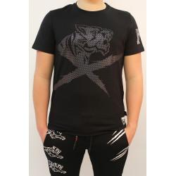 T-shirt manches courtes homme Philipp Plein Sport ALVIN 02