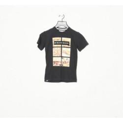 T-shirt manches courtes enfant Kaporal MUGER CARB