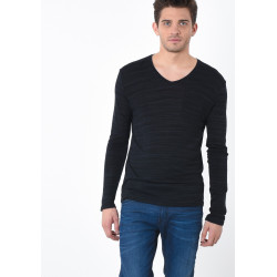 T-shirt manches longues homme Kaporal CAYOU CARB
