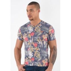T-shirt manches courtes homme Kaporal COY CARBON