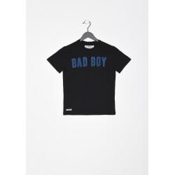 T-shirt manches courtes enfant Kaporal MOY BLACK