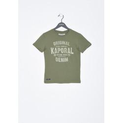 T-shirt manches courtes enfant Kaporal MISSA OASI