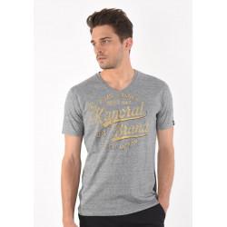T-shirt manches courtes homme Kaporal JAPAN GRAP