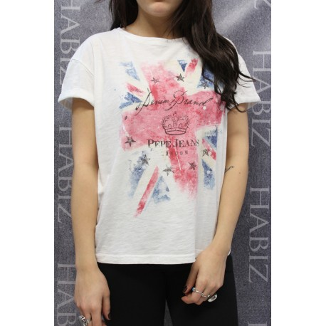 T-shirt Manches Courtes Pepe Jeans NORA