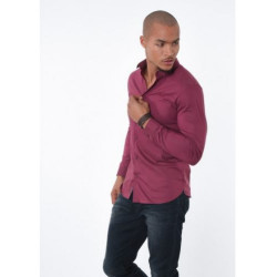 Chemise manches longues homme Kaporal DULY GINGE