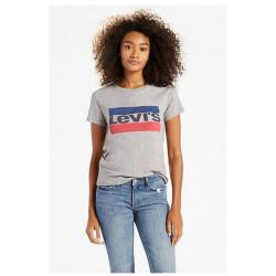 T-shirt manches courtes femme Levis 17369-0303