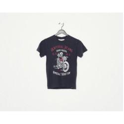 T-shirt manches courtes enfant Kaporal MAKER MEDI