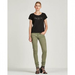 T-shirt manches courtes femme Pepe Jeans VERENA 273