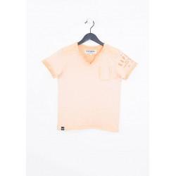T-shirt manches courtes enfant Kaporal MAKAO PEAC