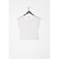 T-shirt manches courtes enfant Kaporal BALI WHITE