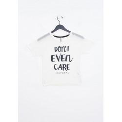 T-shirt manches courtes enfant Kaporal BLUR GREY