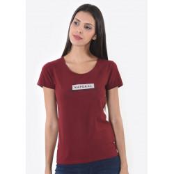 T-shirt manches courtes femme Kaporal SIXTI