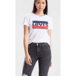 T-shirt manches courtes femme Levis 17369-0297