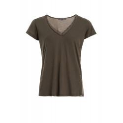 T-shirt manches courtes femme Salsa 118864