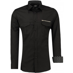 Chemise manches longues homme Jeel 6215014
