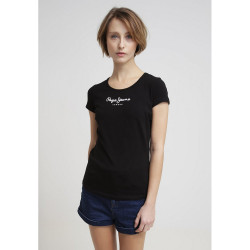 T-shirt manches courtes femme Pepe Jeans N VIRGI999