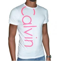 T-shirt manches courtes homme Calvin Klein CMP13S-J12