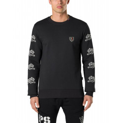 Sweat homme Philipp Plein Sport MKO0174 02