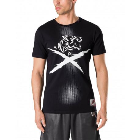 T-shirt manches courtes homme Philipp Plein Sport MTK1144 02