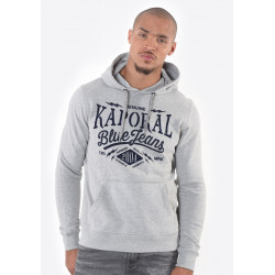 Sweat homme Kaporal MIKKY GREY