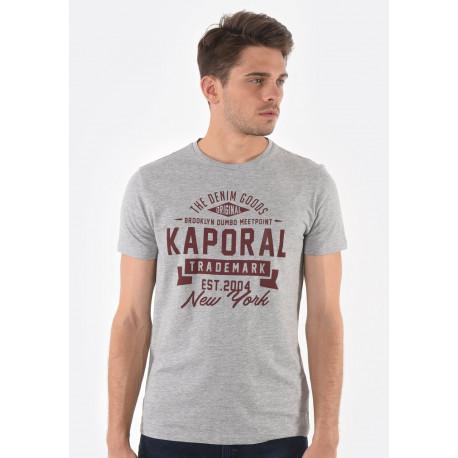T-shirt manches courtes homme Kaporal MEVER GREY