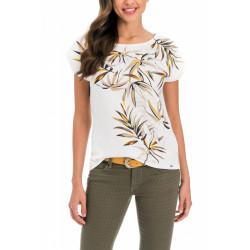 T-shirt manches courtes femme Salsa JER 119618