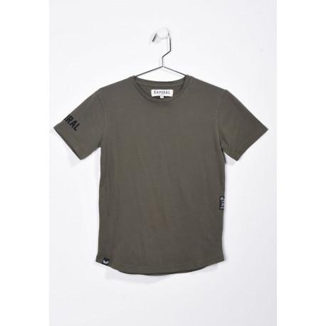 T-shirt manches courtes enfant Kaporal NELOG ARMY