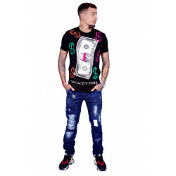 T-shirt manches courtes homme George V GV511