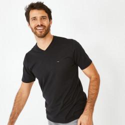 T-shirt manches courtes homme Eden Park  BASIC V NO