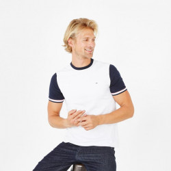 T-shirt manches courtes homme Eden Park  DECALE..BC