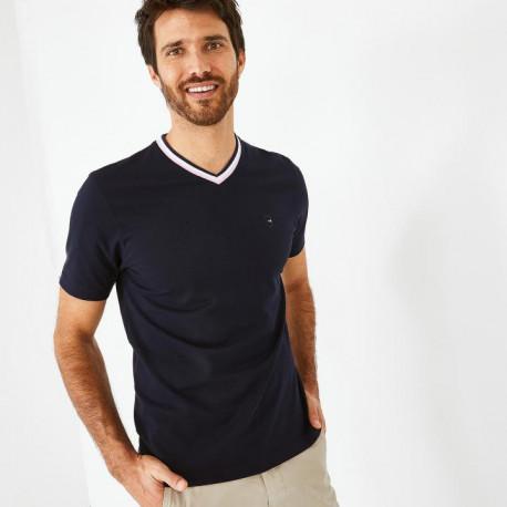 T-shirt manches courtes homme Eden Park  PIQUE.BLF