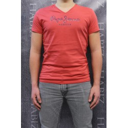 T-shirt Manches Courtes Pepe Jeans NEW EGO292