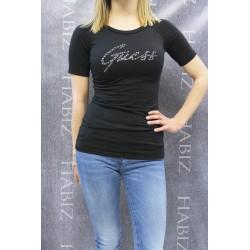 T-shirt Manches Courtes Guess W53I87K3ZR