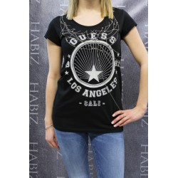 T-shirt Manches Courtes Guess W52I25K1DM