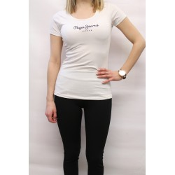 T-shirt Manches Courtes Pepe Jeans N VIRGINIA