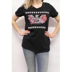 T-shirt Manches Courtes Armani Jeans T5H10